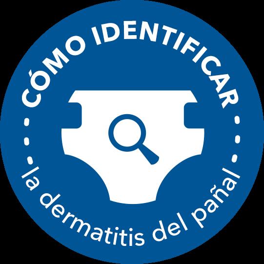 Identificación de la dermatitis del pañal